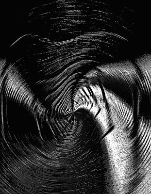 Negative Space - Feeling Negative Human Emotions Art Print by Steve Ohlsen