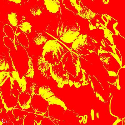 Negiot Art Print by Keren Shiker