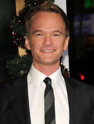 Neil Patrick Harris Photograph - Neil Patrick Harris At Arrivals For A by Everett