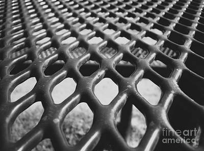 Art Print featuring the photograph Net by Andrea Anderegg