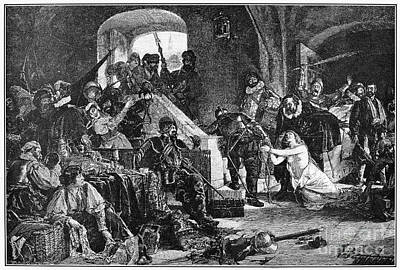 1576 Photograph - Netherlands: Spanish Fury by Granger