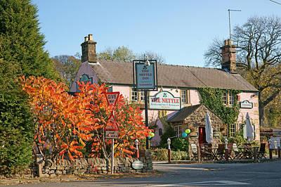 Photograph - Nettle Inn At Ashover by David Birchall