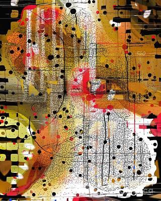 Networking Art Print