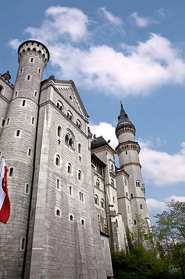 Photograph - Neuschwanstein Castle 2 by Endre Balogh