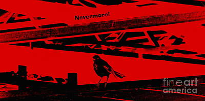 Photograph - Nevermore by Renee Trenholm