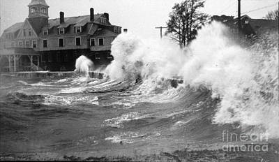 New England Hurricane, 1938 Art Print
