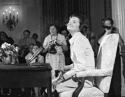 New First Lady, Betty Ford Print by Everett