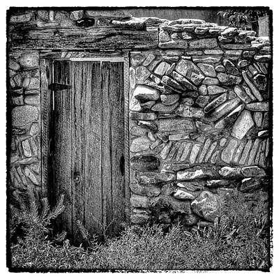 New Mexico Door IIi Art Print by David Patterson