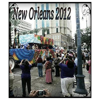 New Orleans Photograph - New Orleans, 2012! Fact: At Any Time Of by Clifford McClure