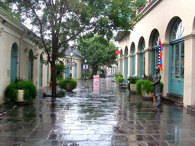 Photograph - New Orleans After Rain by Robert Margetts