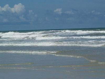 Lisa Williams Photograph - New Smyrna Beach by Lisa Williams
