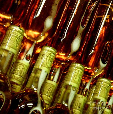 Art Print featuring the photograph New Wine by Lainie Wrightson