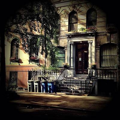 Nyc Photograph - New York City - East Village by Vivienne Gucwa