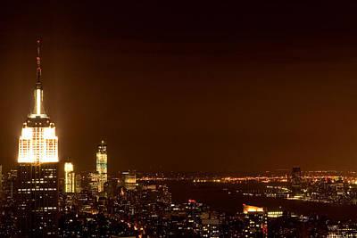 Photograph - New York City by Van Corey