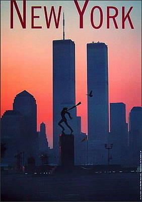 Photograph - New York by Jerzy Habdas