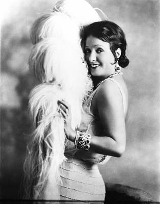 New York Nights, Norma Talmadge, 1929 Art Print by Everett