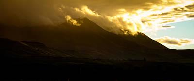 Photograph - New Zealand Sunset 1 by Jonathan Hansen