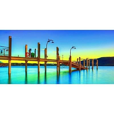 Instago Photograph - #newzealand #nz #au_nz_hotshots #bridge by Tommy Tjahjono