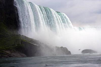 Niagara Falls Art Print by Darleen Stry