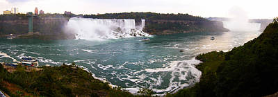 Photograph - Niagara Falls  by Dragan Kudjerski
