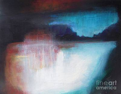 Painting - Niagara Falls by Vesna Antic