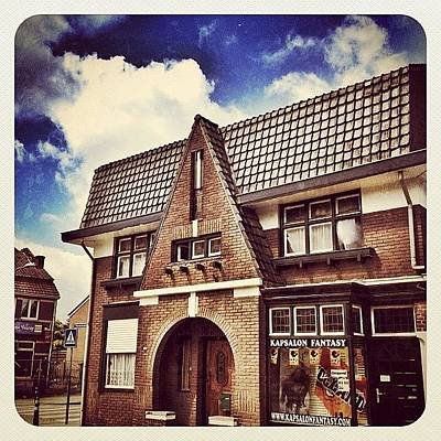 Dutch Photograph - Nice Old #building In #venray by Wilbert Claessens