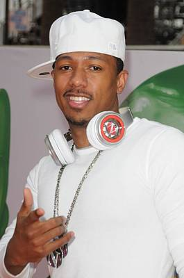 Nick Cannon Photograph - Nick Cannon At Arrivals by Everett