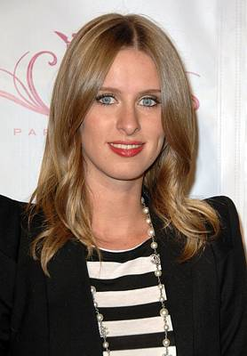 Nicky Hilton At A Public Appearance Print by Everett