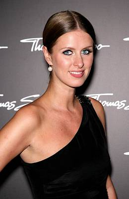 Nicky Hilton In Attendance For Thomas Art Print by Everett
