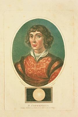Nicolaus Copernicus Print by