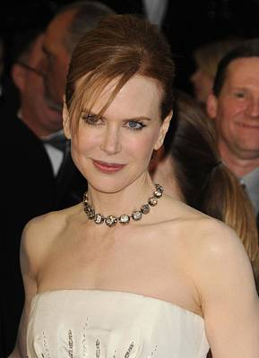 The 83rd Academy Awards Oscars - Arrivals Part 1 Photograph - Nicole Kidman At Arrivals For The 83rd by Everett