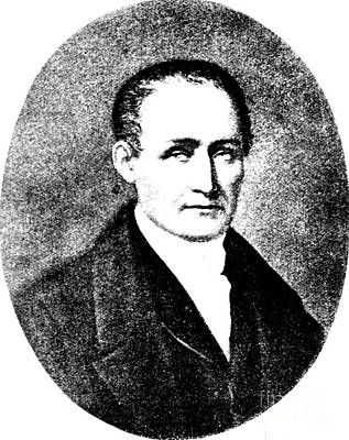 1833 Photograph - Nic�phore Ni�pce, French Inventor by Science Source