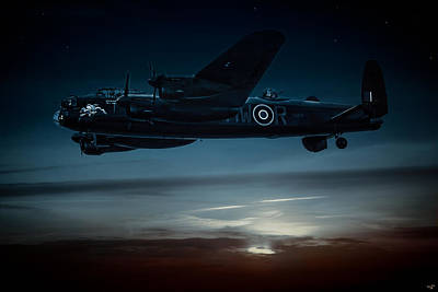 Photograph - Nightflight by Chris Lord