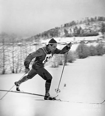 Photograph - Nikolay Petrovich Anikin (b. 1932) by Granger