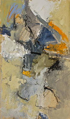 Painting - Nitty Gritty by Cliff Spohn