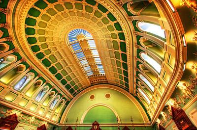 Photograph - Nli Dublin by John Galbo