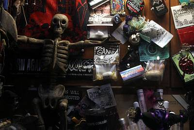 Voodoo Shop Photograph - No Corner Store by Rdr Creative