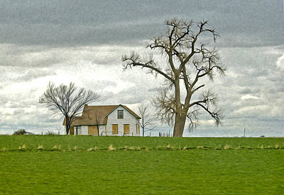 Photograph - No One Is Home. by James Steele
