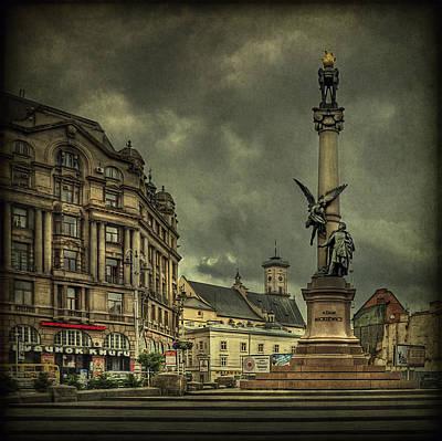 Photograph - No Place Like Home by Evelina Kremsdorf