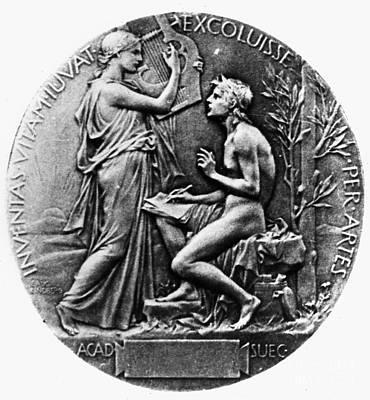Nobel Prize: Literature Art Print by Granger