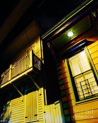 Photograph - Nocturnal Nola by Lizi Beard-Ward