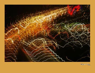Photograph - Nocturne 1 by Xoanxo Cespon