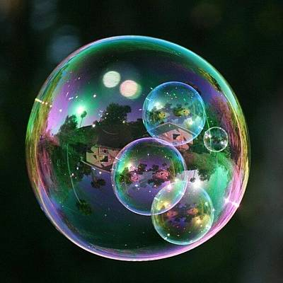 Cool Photograph - #nofilter #doubletap #bubbles by Mandy Shupp