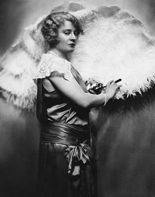 Nora Bayes (1880-1928) Art Print
