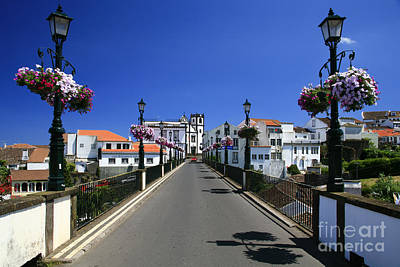 Nordeste - Azores Islands Art Print by Gaspar Avila
