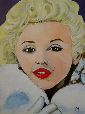 Norma Jean Original by Pete Maier