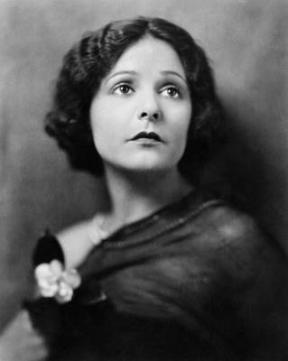 Norma Talmadge, Ca. Late 1910s Art Print by Everett
