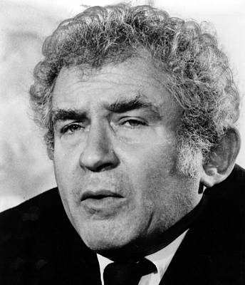 1980s Portraits Photograph - Norman Mailer, Early 1980s by Everett