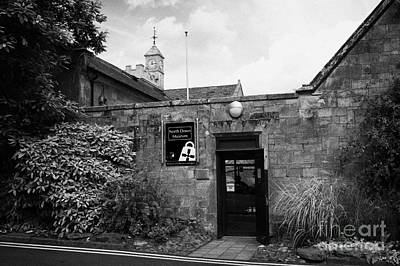 North Down Museum And Heritage Centre In Bangor Castle Now The Town Hall Art Print by Joe Fox