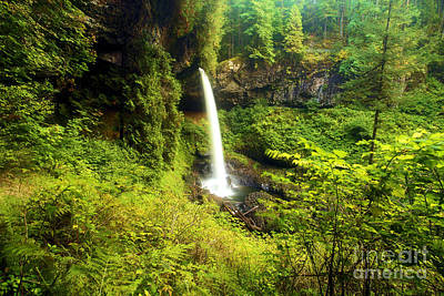 Photograph - North Falls by Adam Jewell